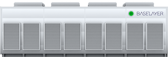 outdoor data center- edge front