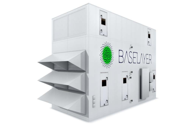 BASELAYER A60 Modular Data Center