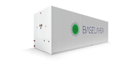 modular data center - BASELAYER CORE