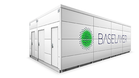 modular data center - BASELAYER EDGE